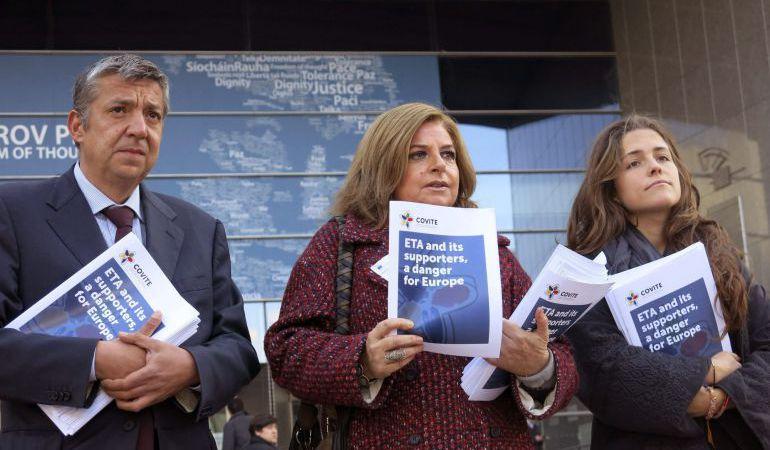 """Consuelo Ordóñez: """"Me he quedado más tranquila tras recibir las explicaciones de Francia sobre los presos de ETA"""""""
