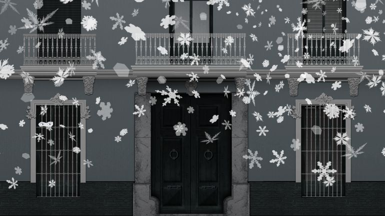 """""""La nieve"""""""