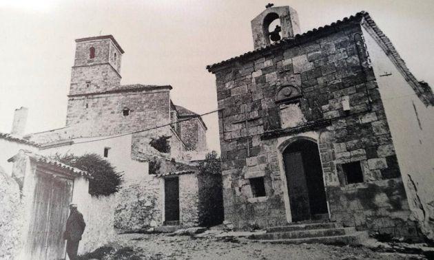 Horcajada de la Torre.
