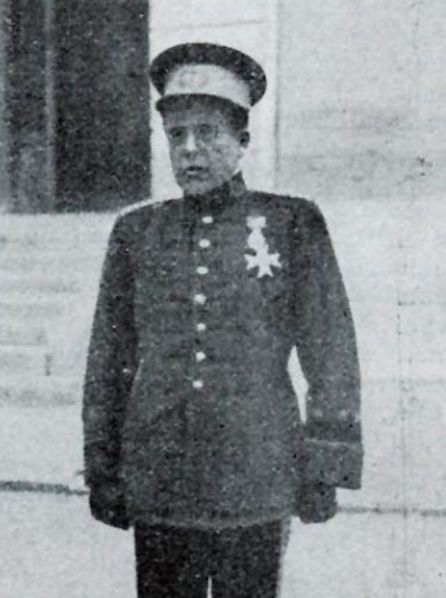 El capellán Jesús Moreno.