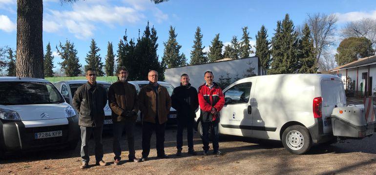 Nuevo coche para la oficina comarcal agraria de talavera for Oficina comarcal agraria