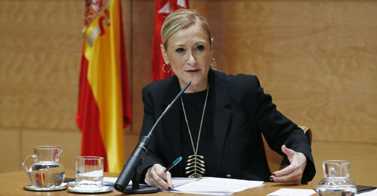 Los letrados de la Asamblea de Madrid no aclaran si la citación de Cifuentes es antirreglamentaria: Los letrados no aclaran si la citación de Cifuentes es antirreglamentaria