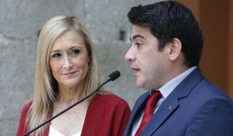 El PP de Madrid se cansa de la supuesta actitud machista de David Pérez