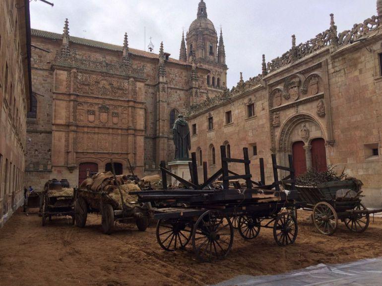 Cómo ser figurante de la nueva TV Movie que se grabará en Salamanca