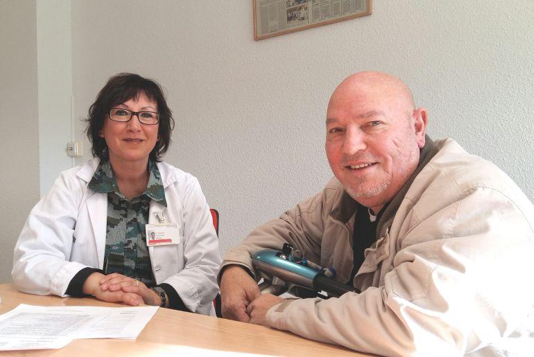 Gerente del Hospital y Presidente de AMFI