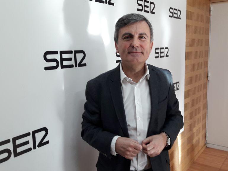 """Pedro Saura: """"Nos vimos muy solos al denunciar la corrupción, pero no me arrepiento de nada"""""""