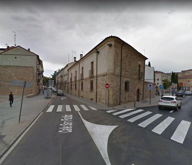 Detenido tras conducir drogado, sin carnet y poniendo en peligro a los ciudadanos en Salamanca