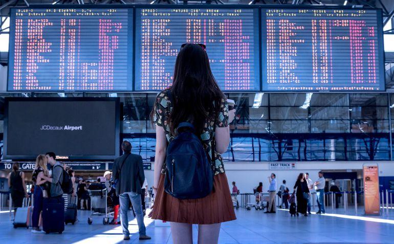 La afluencia de turistas fluctua según su procedencia