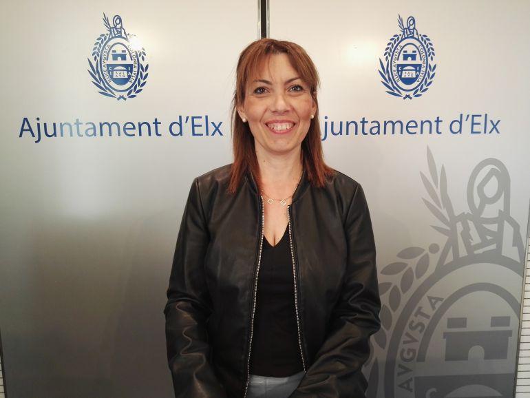 Teresa Maciá concejala de Bienestar Social