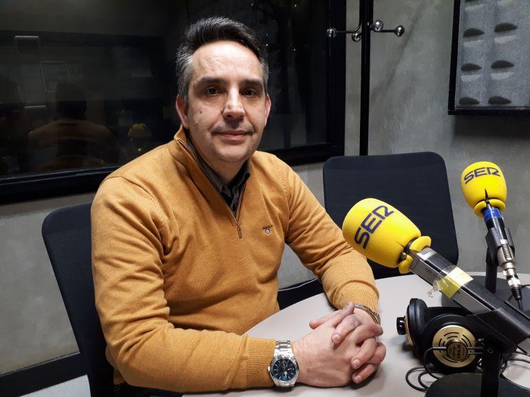 Javier Núñez es el coordinador del Partido Popular en Eibar