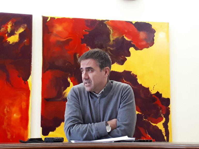 Miguel de los Toyos, alcalde de Eibar