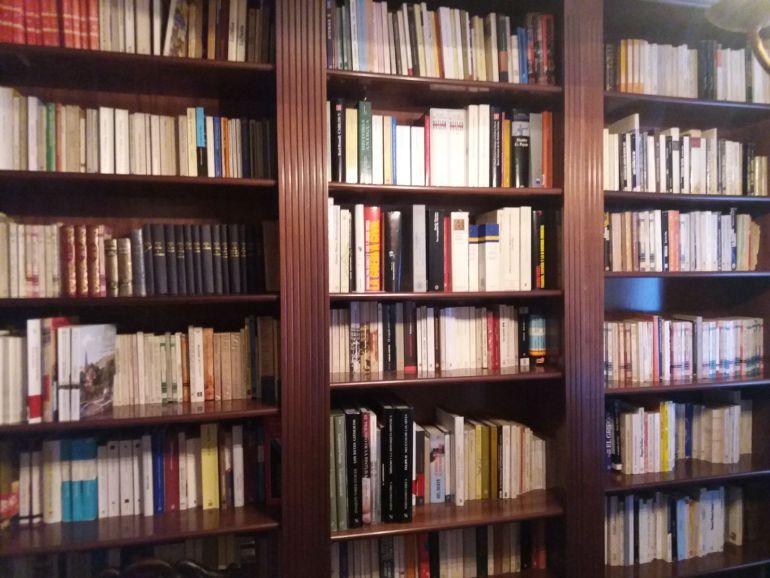 Biblioteca de Maria Auxiliadora García Arreciado-Batanero