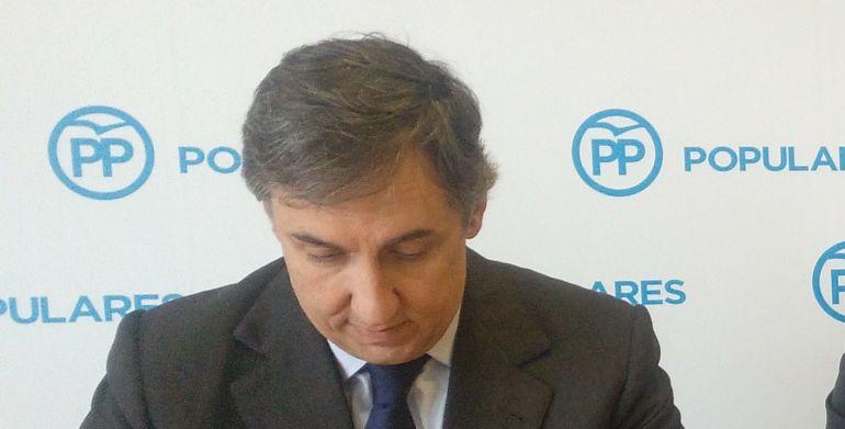 José Ramón García, diputado del Partido Popular