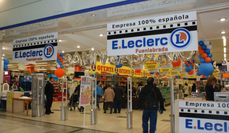 El hipermercado e leclerc cerrar el 3 de marzo ser - Supermercados fuenlabrada ...