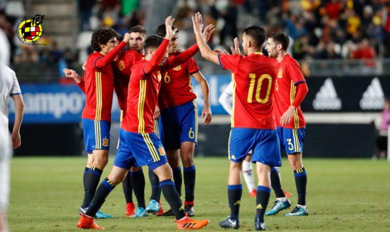 La selección española se medirá a Estonia