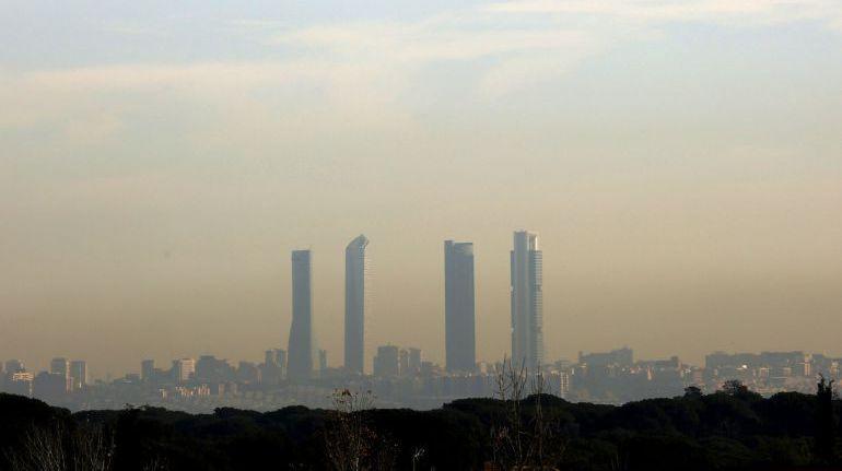 La nueva Estrategia de Calidad del Aire de la Comunidad de Madrid llegará en junio y fija su horizonte en 2030: La nueva Estrategia de Calidad del Aire llegará en junio y fija su horizonte en 2030