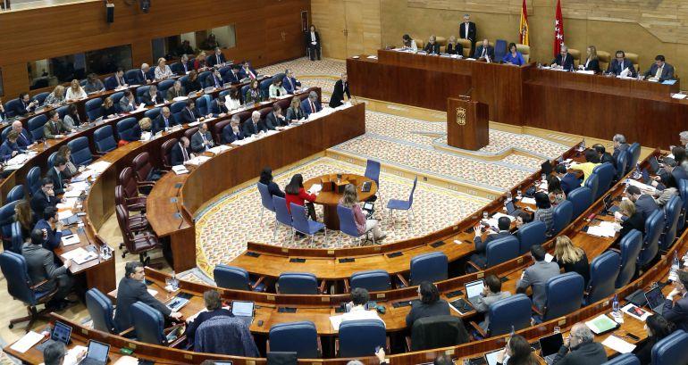 Los 13 meses perdidos del Proyecto de Ley de Regeneración Democrática de Cifuentes