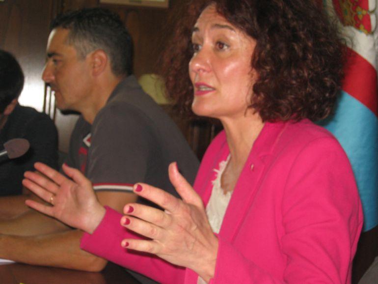 La alcaldesa de Ponferrada confía en 'la disposición de los grupos' para un acuerdo presupuestario: La alcaldesa confía en 'la disposición de los grupos' para un acuerdo presupuestario