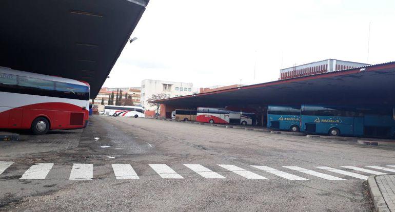 Un problema técnico frena el inicio real de las obras de la estación de autobuses de Salamanca