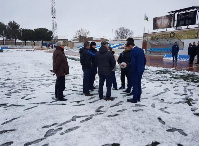 El Socuéllamos - Villacañas se jugará el jueves 5 de abril