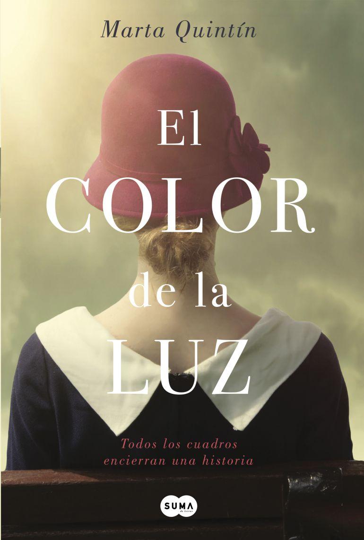 Cubierta de la novela de Marta Quintín