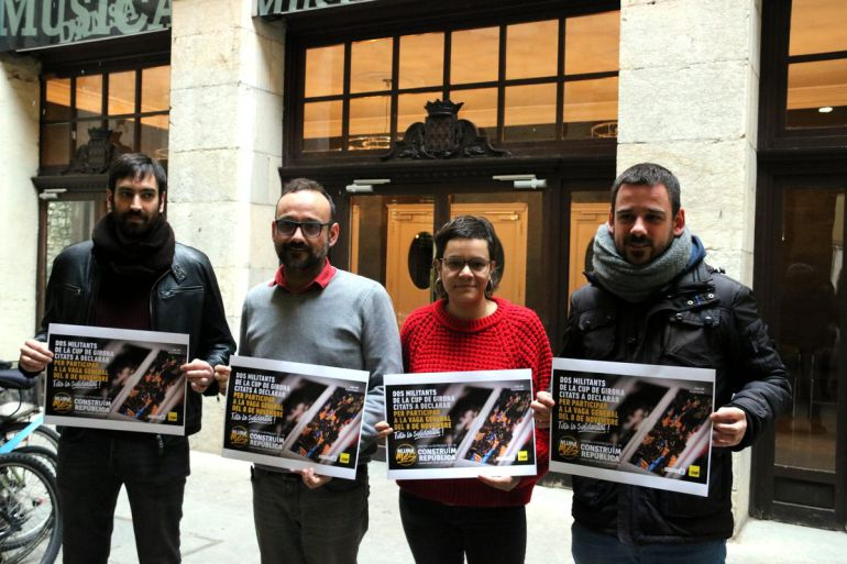 Un regidor de la CUP i un militant citats a declarar com a investigats per la vaga general del 8 de novembre: Investigats pel tall de l'AP7 a Riudellots durant la vaga general del 8N