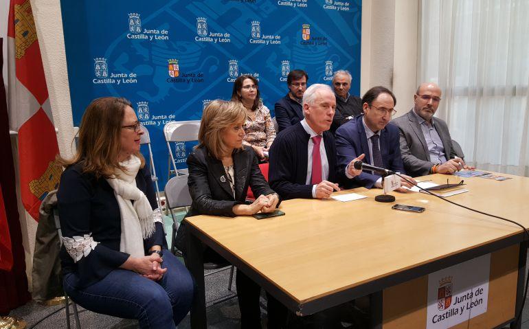 Presentación de las actividades culturales de la Junta en el primer semestre de 2018