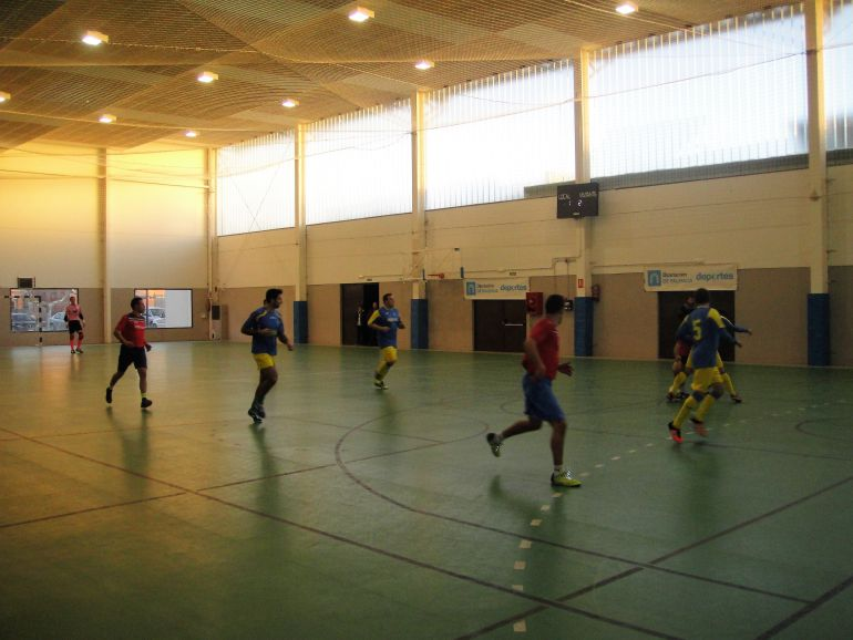 Gran final del Torneo Provincial Diputación de Palencia de Fútbol-Sala