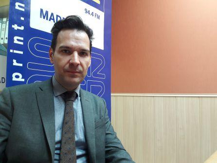 Roberto Requena, director de Sercotel Hotel Princesa de Éboli en Pinto