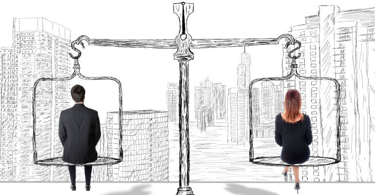 CCOO y UGT han convocado paros de 2 horas para pedir la igualdad entre hombre y mujeres