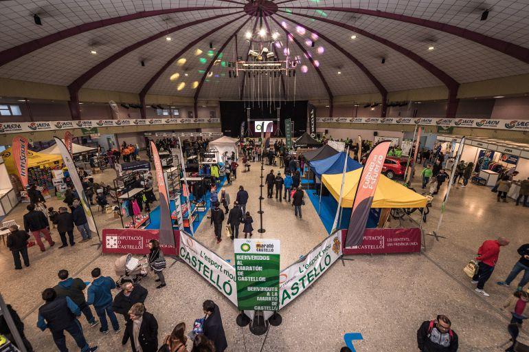 Expomarató BP Castelló en la Pèrgola