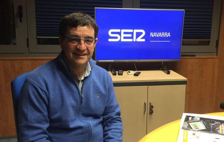 Gonzalo Alzueta, del departamento de Comunicación de Sistemas OEE