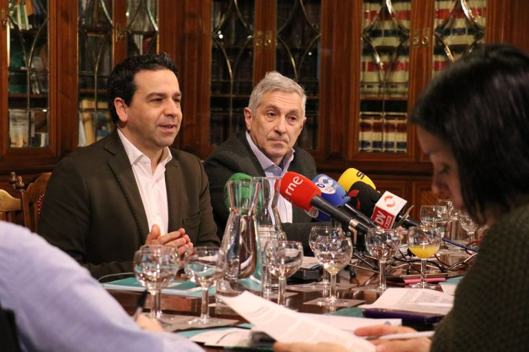 """El """"think tank"""" se estructurará en grupos de trabajo que definirán qué proyectos serán clave los próximos años para el desarrollo de una Gipuzkoa."""
