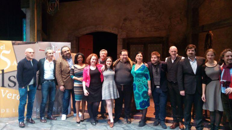 El Teatro de la Maestranza estrena Falstaff