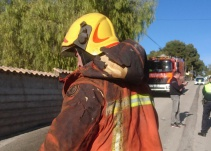Dos bebés fallecidos en un incendio en Ontinyent