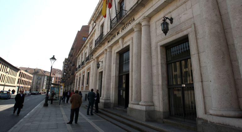 Edificio de la Audiencia Provincial de Valladolid
