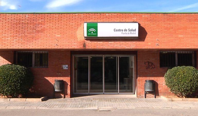 Centro de salud 'Puerta de Madrid' de Andújar