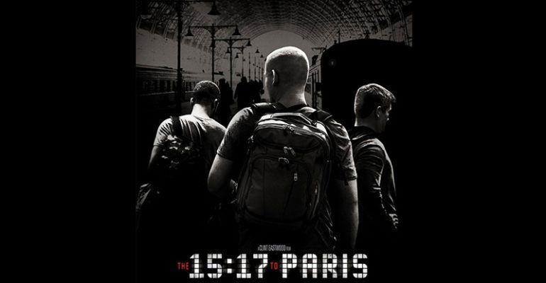 El actor y director nos cuenta la historia real de tres hombres cuyos actos les convirtieron en héroes durante un viaje en tren de alta velocidad