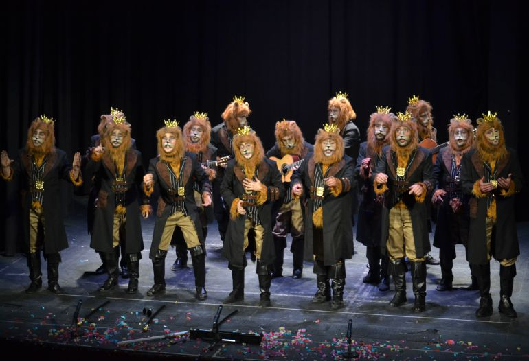 El carnaval ubetense le canta a María Teresa Ortiz