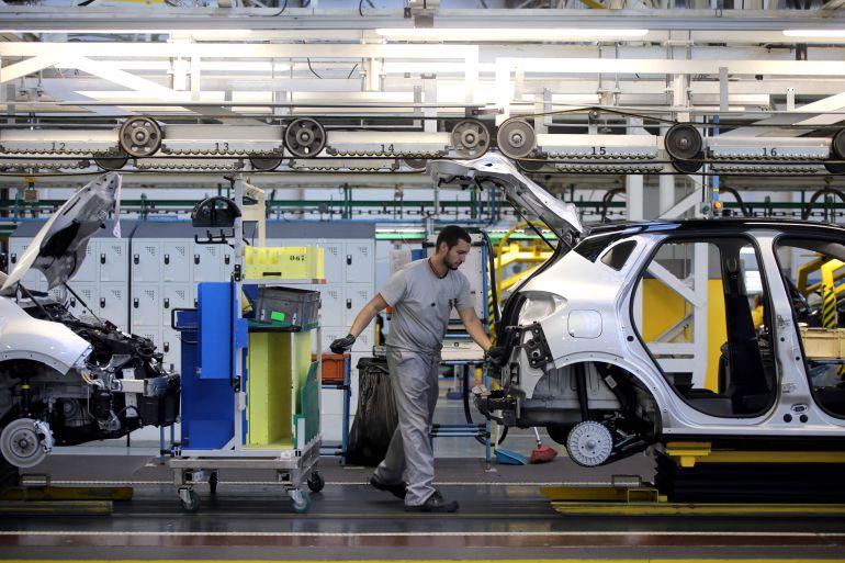 Factoría de Montaje de Renault en Valladolid