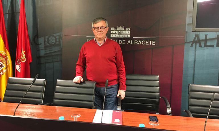 Ramón García, vicepresidente de la Diputación