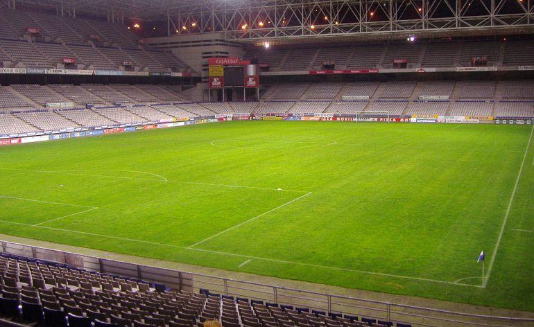 Estadio Carlos Tartiere de Oviedo