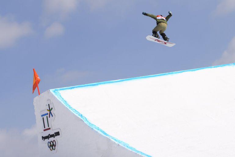 Snowboard en PyeongChang