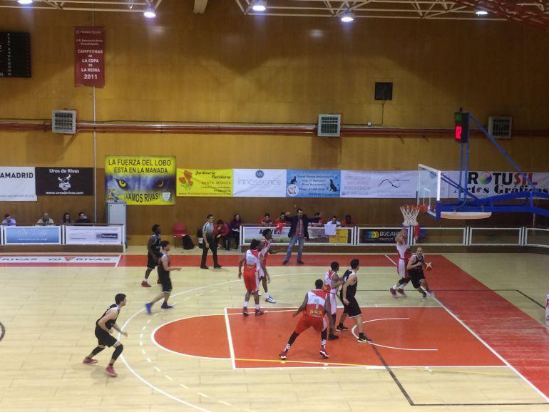 El Club Baloncesto Villarrobledo cae en la pista de Uros de Rivas