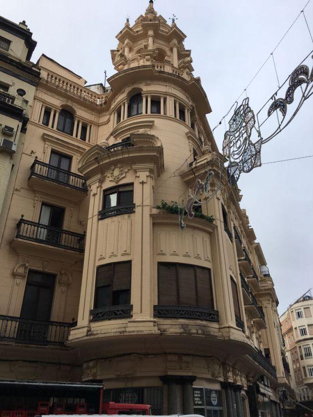Edificio Casa Colomera. Córdoba