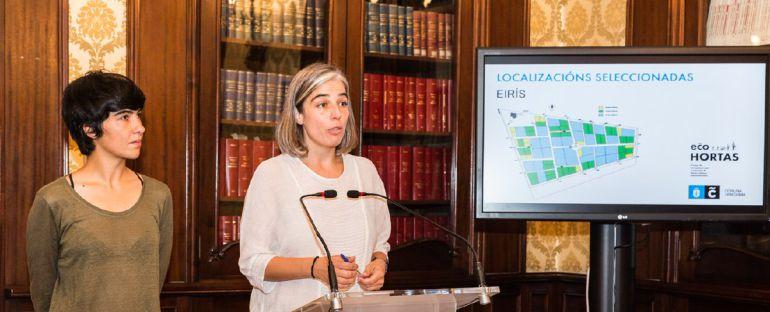María García, concejala de Medio Ambiente