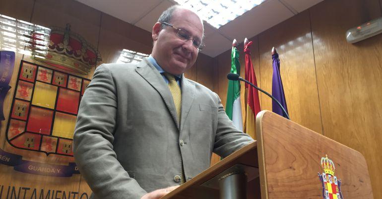El alcalde de Jaén, Javier Márquez, anuncia que no se hará obras en el Pósito de Jaén