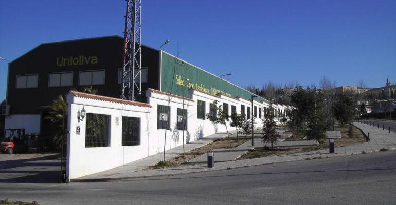 Instalaciones de la Cooperativa La Unión de Úbeda.