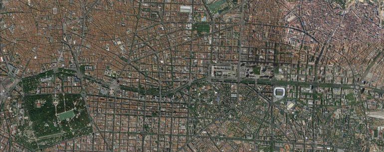 """El Ayuntamiento quiere transformar la Castellana para que deje de ser una """"autovía urbana"""""""