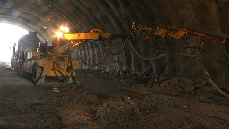 Túnel de Montealegre.